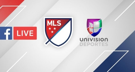MLS  Univision announce deal to broadcast games in English on     MLS  Univision announce deal to broadcast games in English on Facebook Live