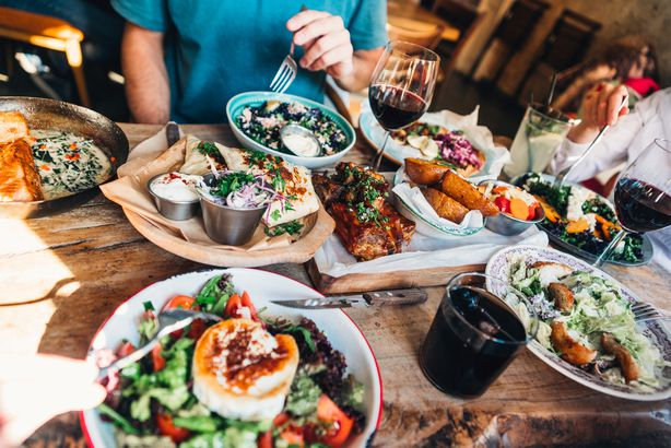 Fast Food Restaurants Diabetics