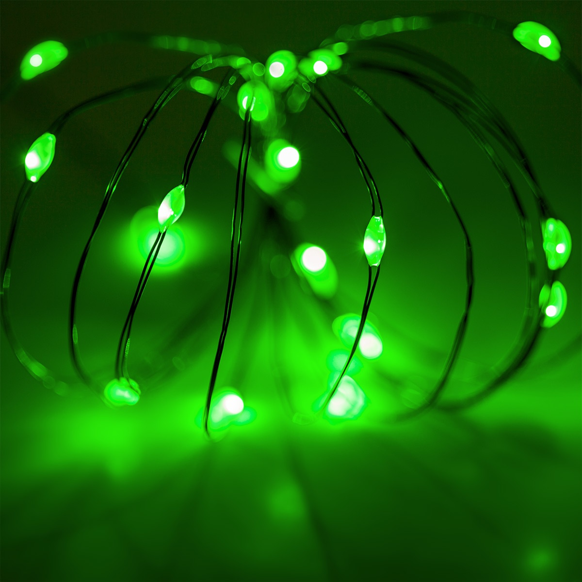 Battery Powered String Lights Outdoor