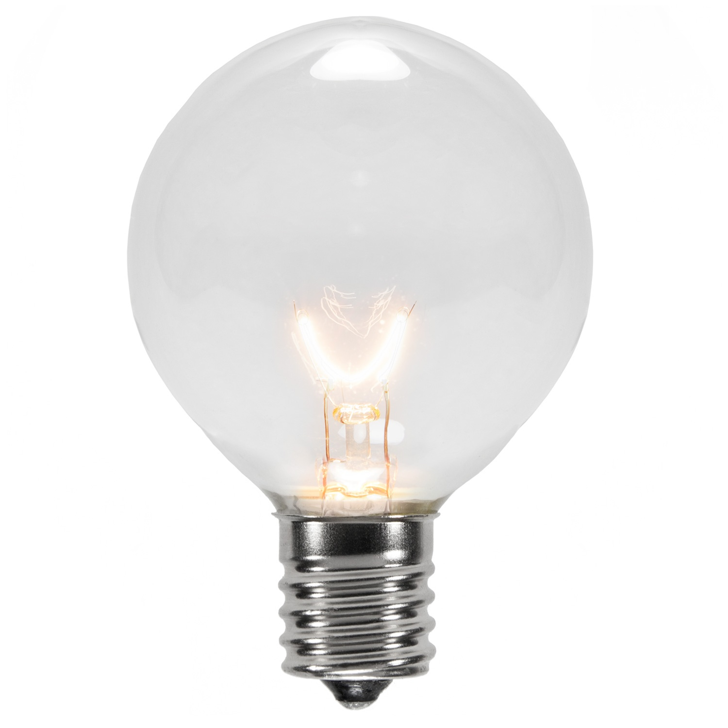 Replacement Bulbs Globe String Lights