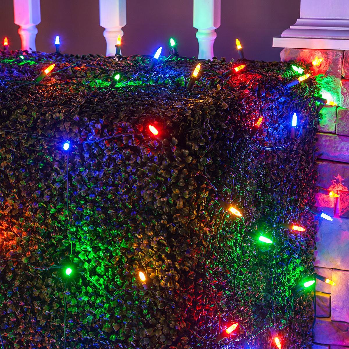 C9 Multicolor Led Christmas Lights