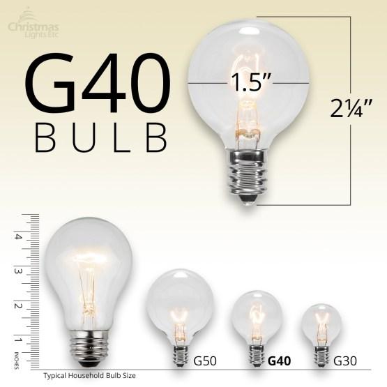 C9 Led Light Bulbs