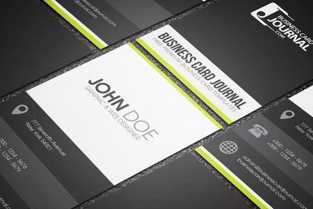 75 Free Business Card Templates That Are Stunning Beautiful 35 clean and minimal metro style business card