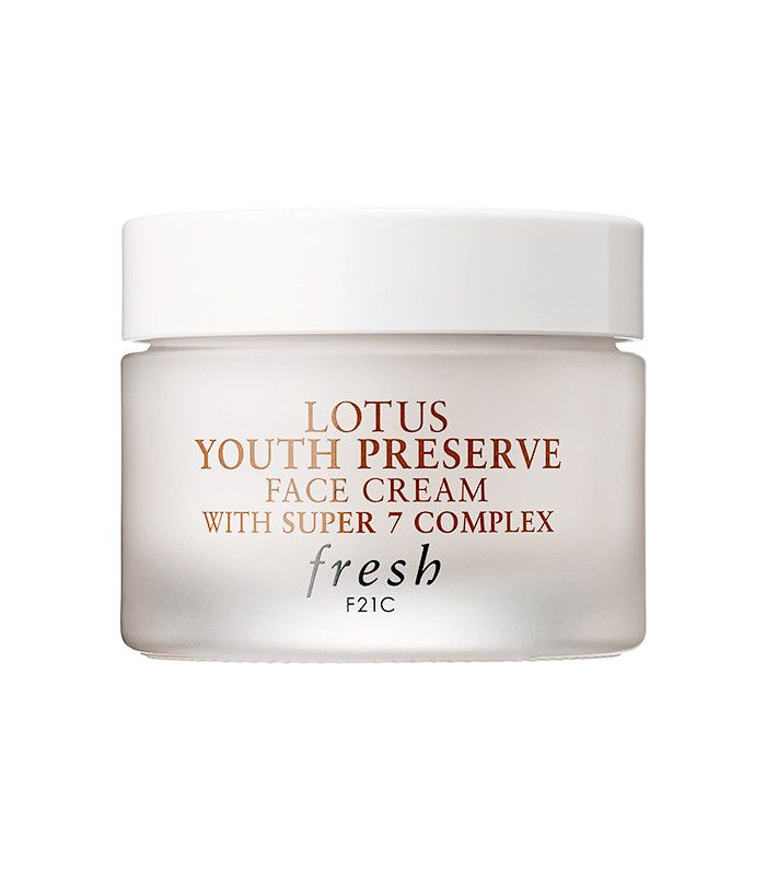 Fresh Lotus Youth Preserve Face Cream 17 Oz