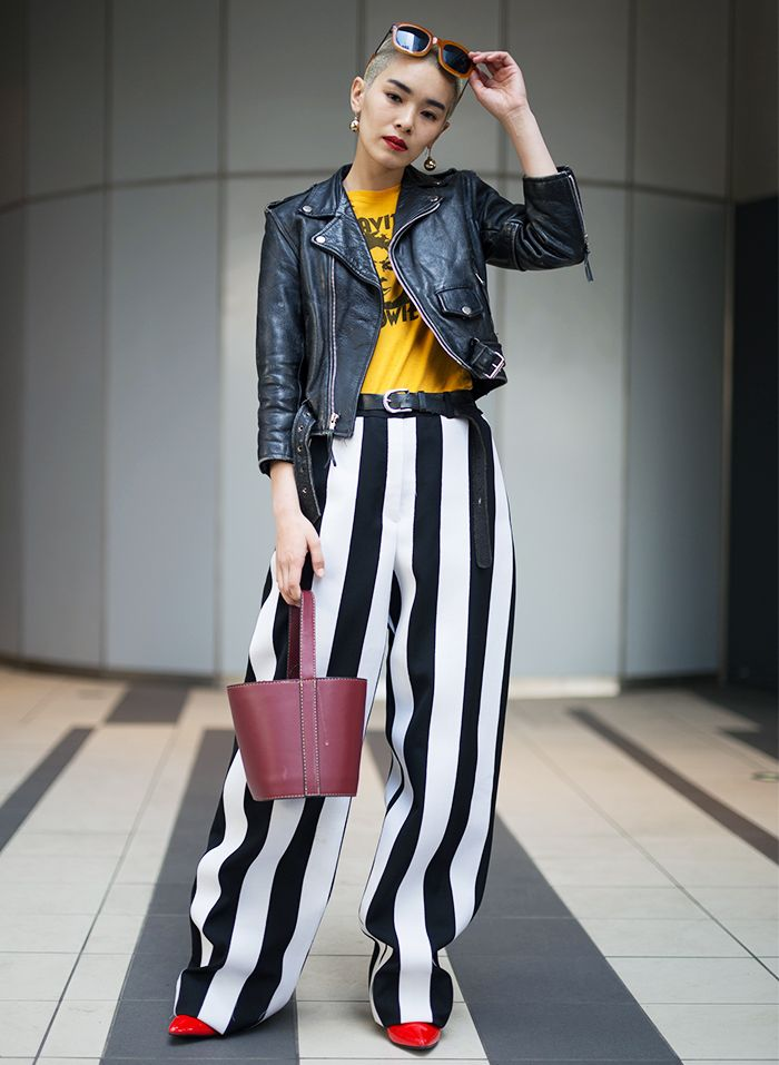 Japanese Fashion Trends   Who What Wear Pinterest