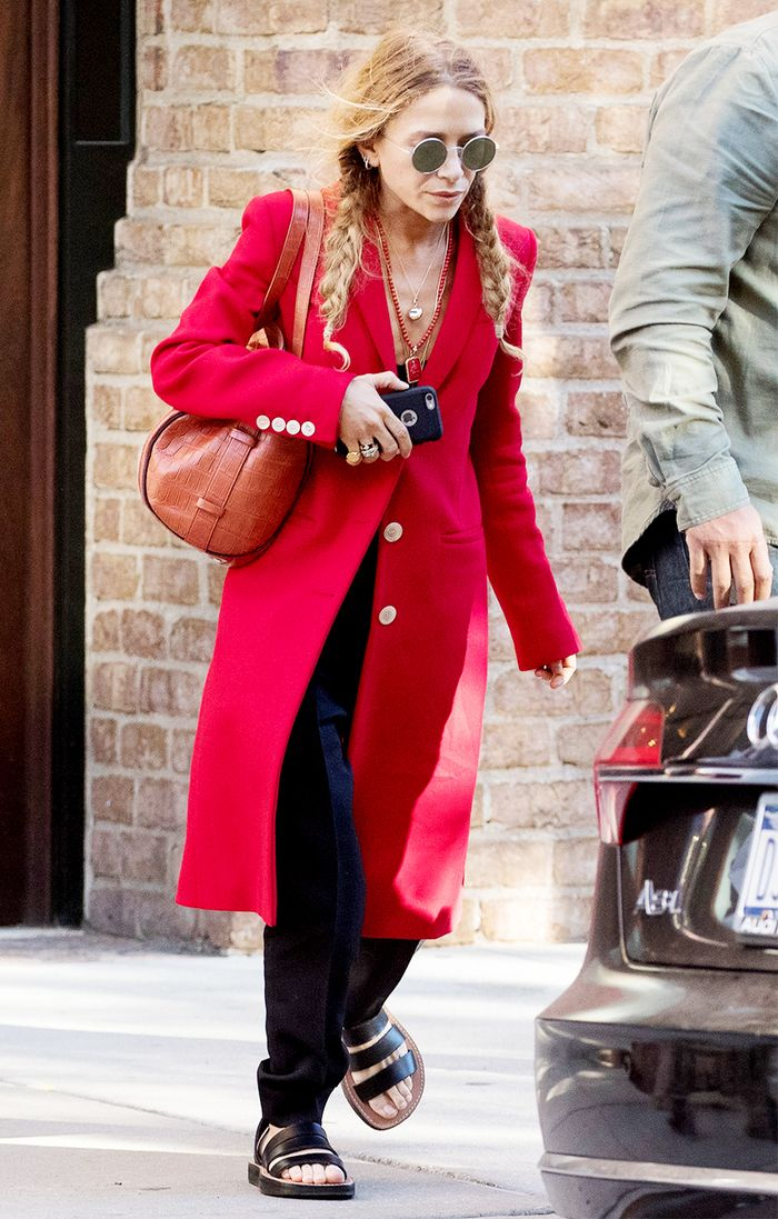 The Best Of Mary Kate Olsen S Style Who What Wear