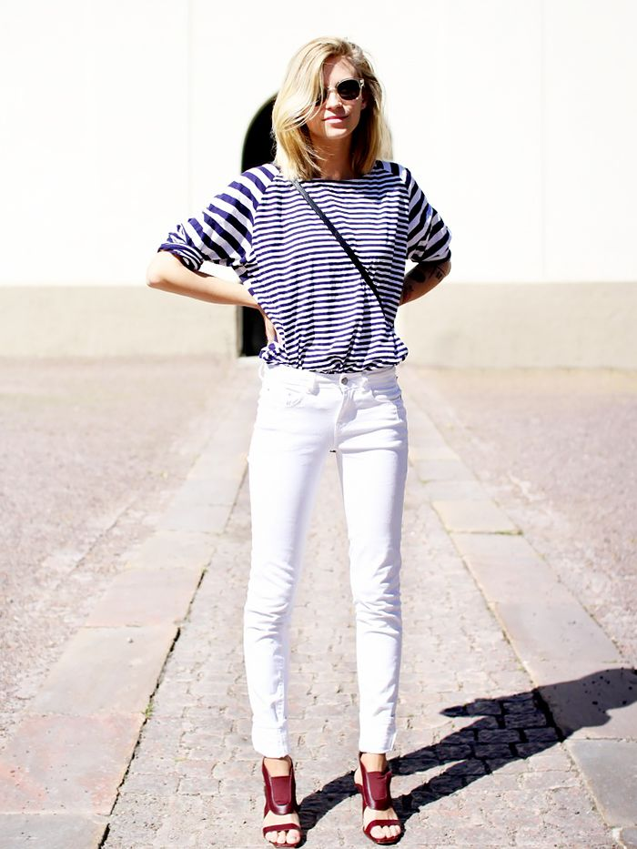 10 Bloggers With The Best Casual Cool Style Who What Wear