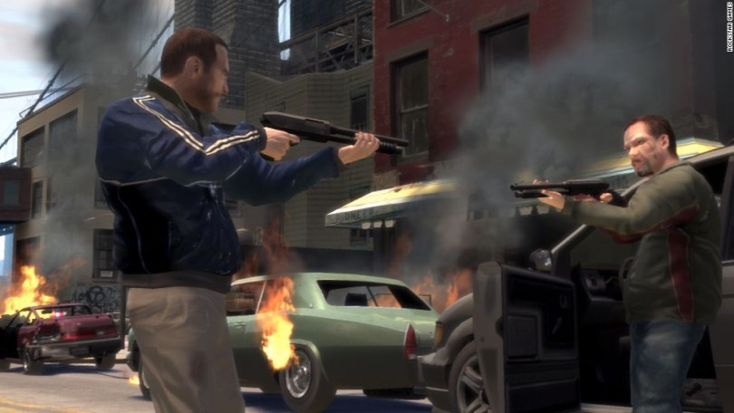 10 most controversial violent video games   CNN  quot Grand Theft Auto IV quot  rekindled the violent video game debate  with reports