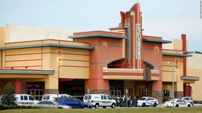 Police  Texting argument in movie theater sparks fatal shooting   CNN Heroes step up at movie theater shooting
