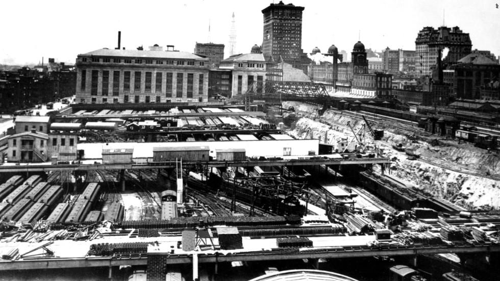 Grand Central Station Train Schedule