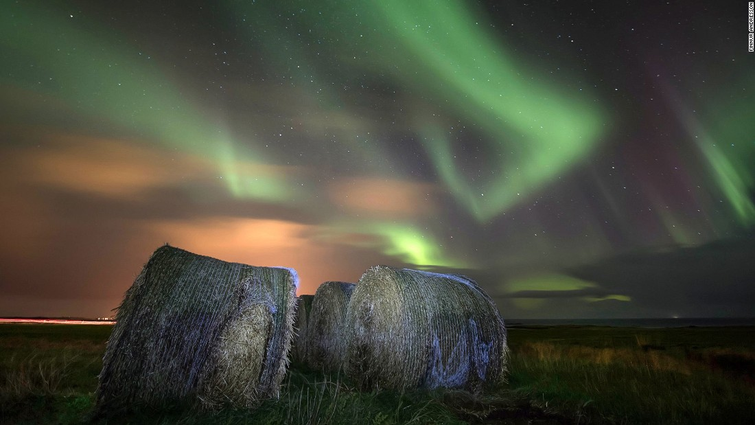 Best Time See Northern Light Iceland