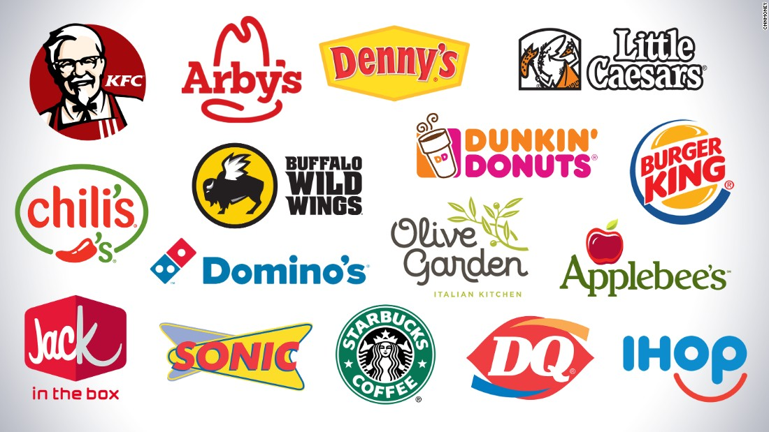 Great Fast Food Places