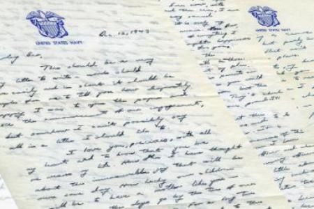 Free Resume 2018 » george hw bush letter to trump | Free Resume
