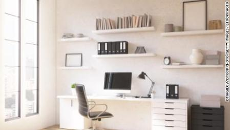 Standing desks  shelving units and office chairs  These are the best     However you like to work from home  your 9 to 5 deserves so much more than  an old desk you
