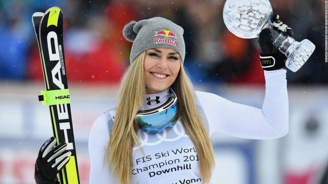Lindsey Vonn Injures Knee Will Miss Lake Louise World Cup