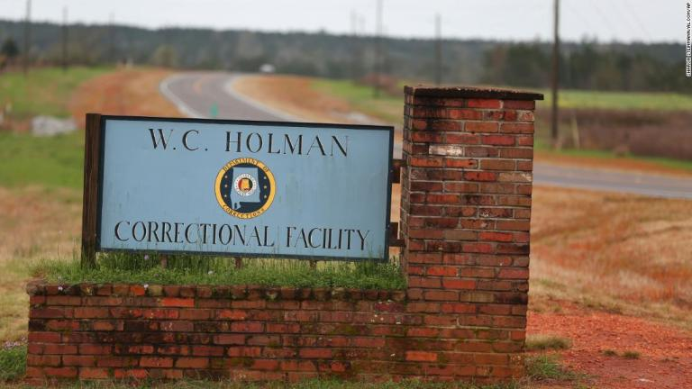 Watch Alabama dying row inmate is executed almost 30 years after homicide conviction – Google Alabama News