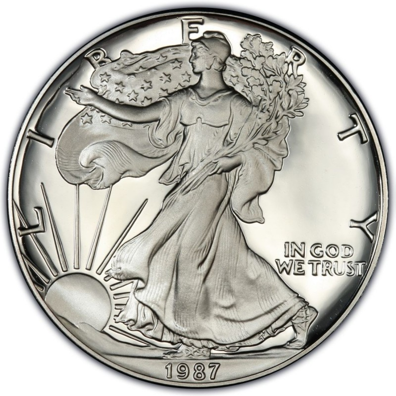 Values American Silver Coin
