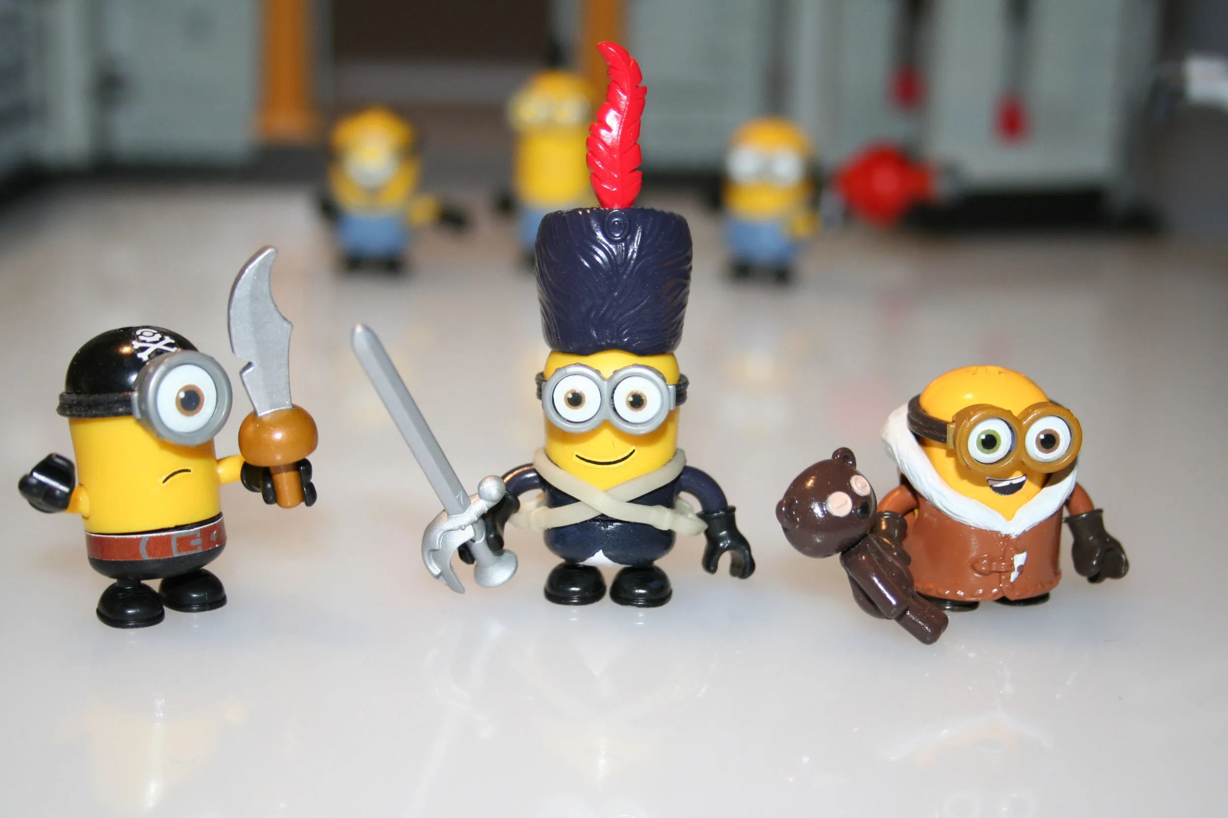 Minions Toys Games Apparel And More From Universal
