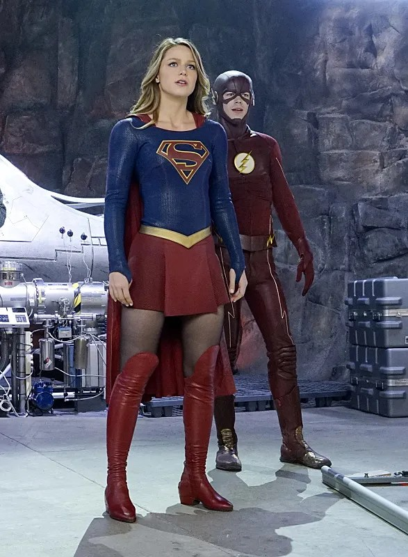 Flash Season 2 Show Time