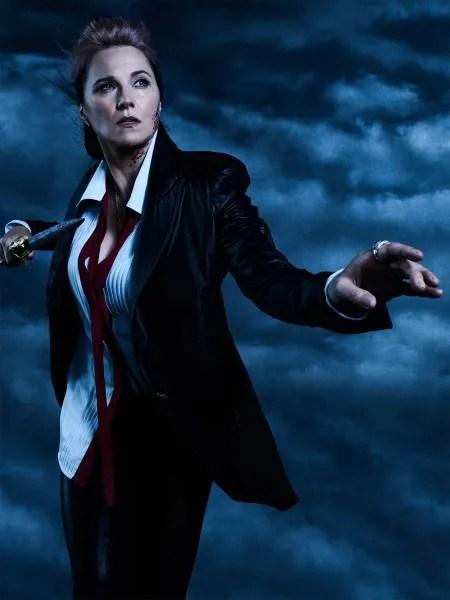 Ash Vs Evil Dead Season 2 Lucy Lawless On Topping Season