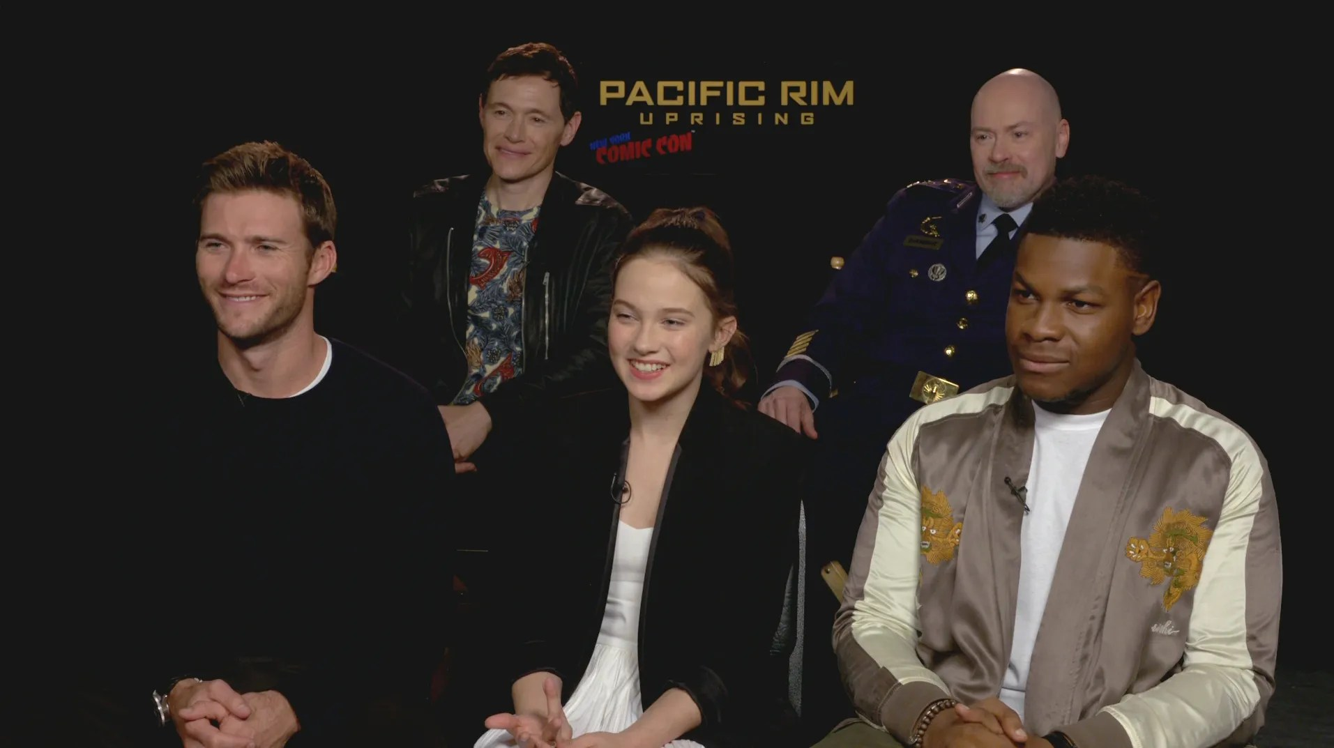 Pacific Rim: Uprising Cast on Why Voltron Wasn't Invited ...