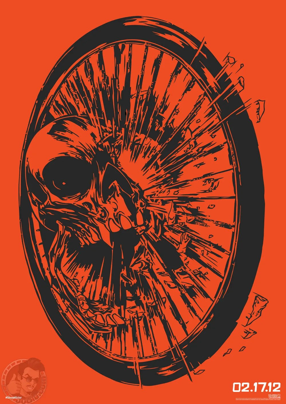 Vengeance Drawings Ghost Rider Spirit