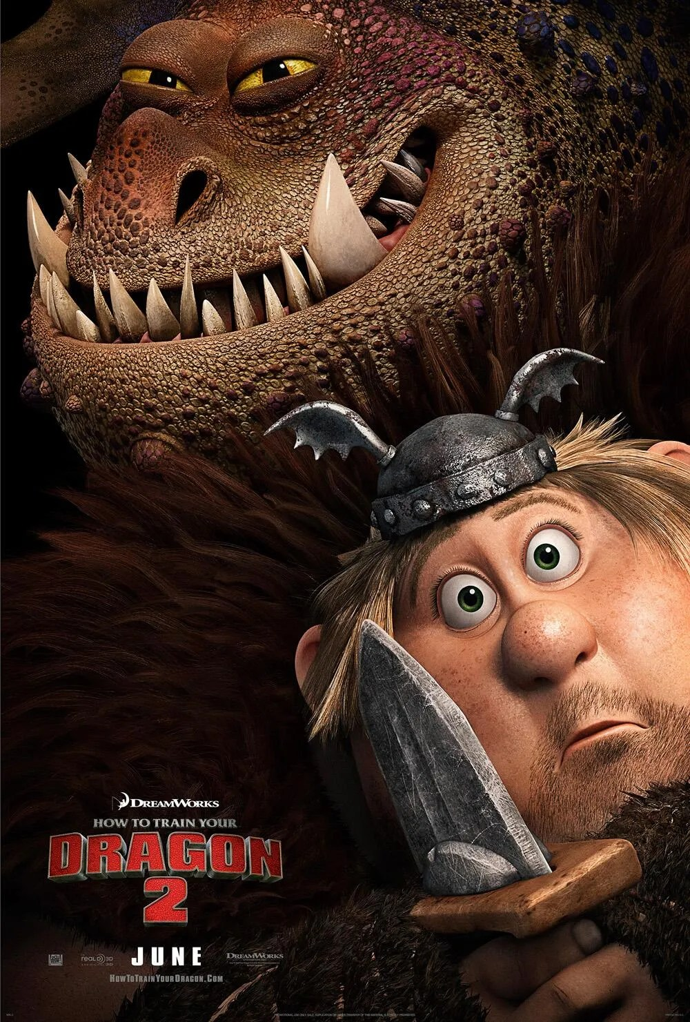 HOW TO TRAIN YOUR DRAGON 2, 300: RISE OF AN EMPIRE, BAD ...