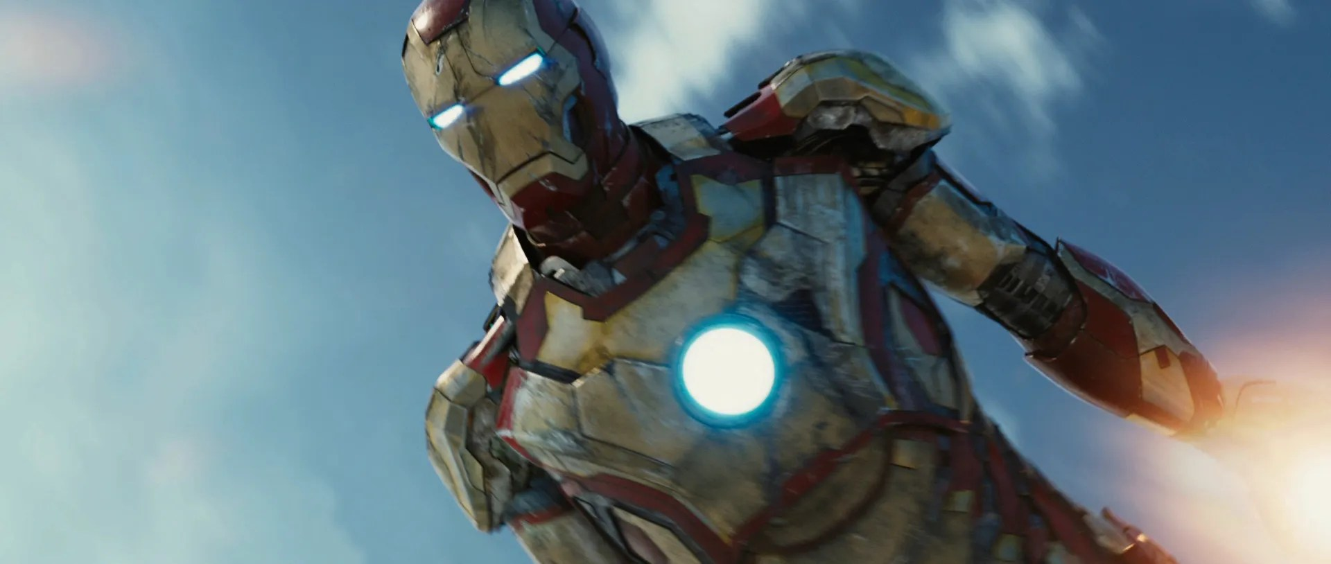 IRON MAN 3 Super Bowl Commercial Images | Collider