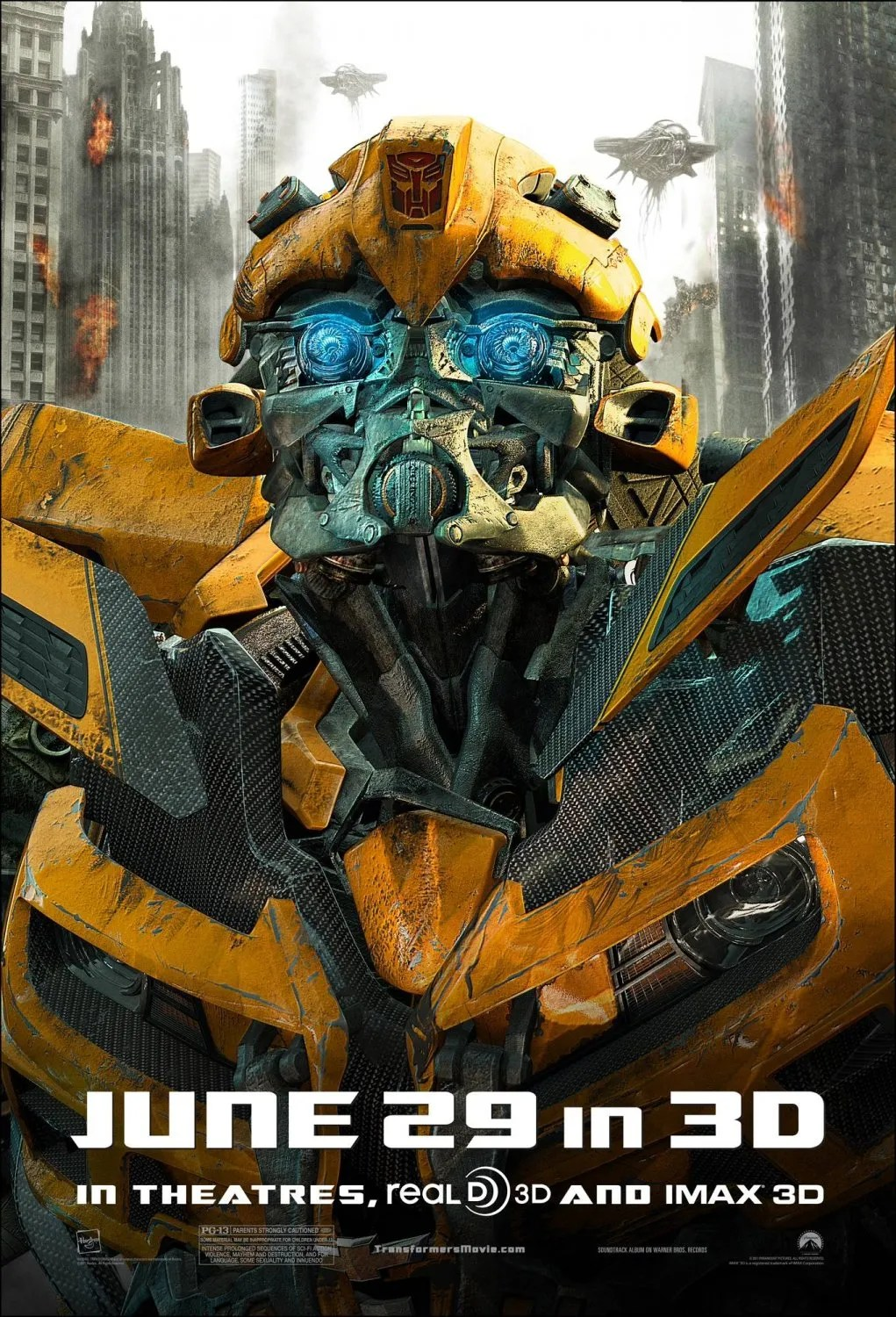 Transformers Spin-off to Focus on Bumblebee in 2018   Collider
