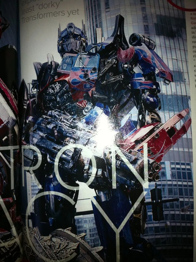 TRANSFORMERS: DARK OF THE MOON Images | Collider