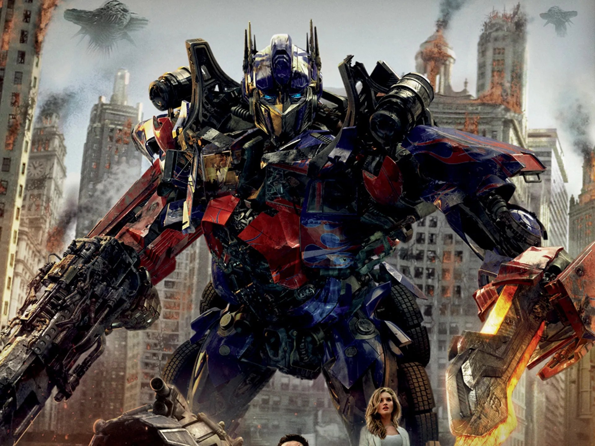 TRANSFORMERS 4 Plot Details Revealed; Filming Will Take ...