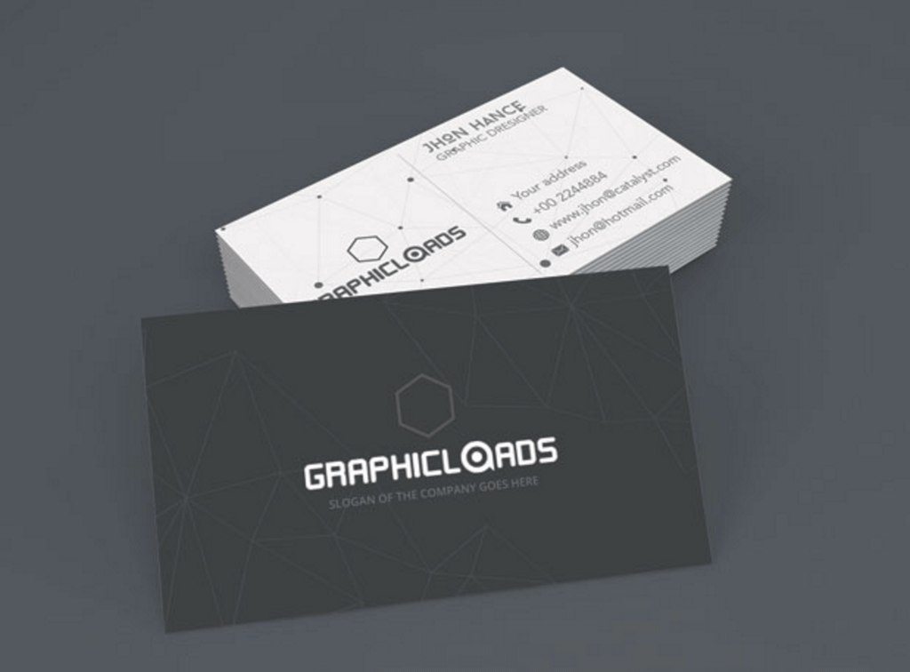 Top 22 Free Business Card PSD Mockup Templates in 2018   Colorlib 18 Best Free Business Card Templates GraphicLoads