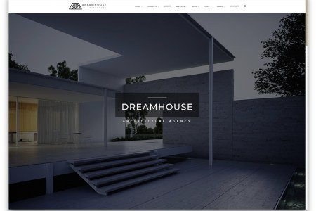 22 Top HTML5 Real Estate Website Templates 2018   Colorlib dreamhouse real estate website template