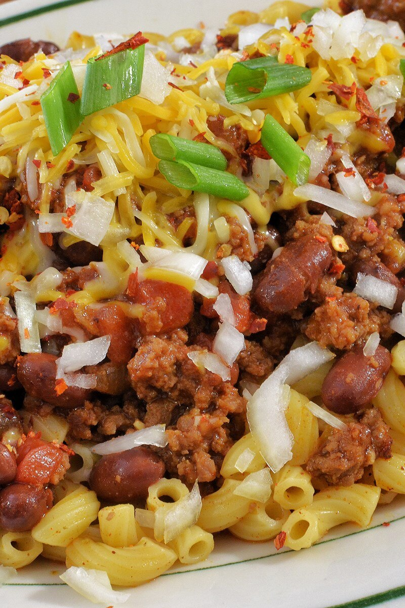 Chili Recipes Elbow Macaroni