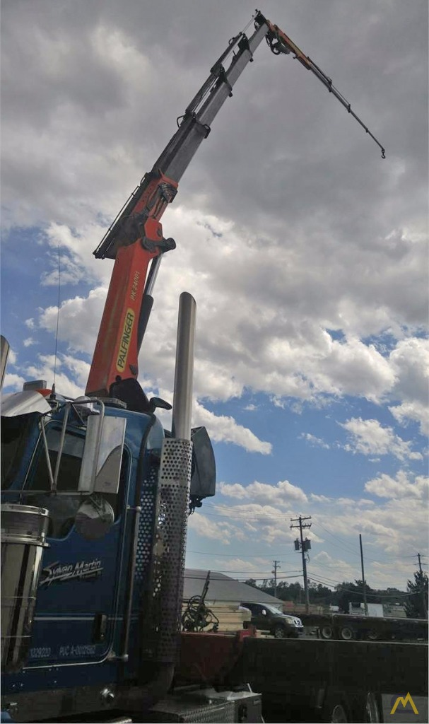 Parts Palfinger Manual Knuckle Cranes Boom