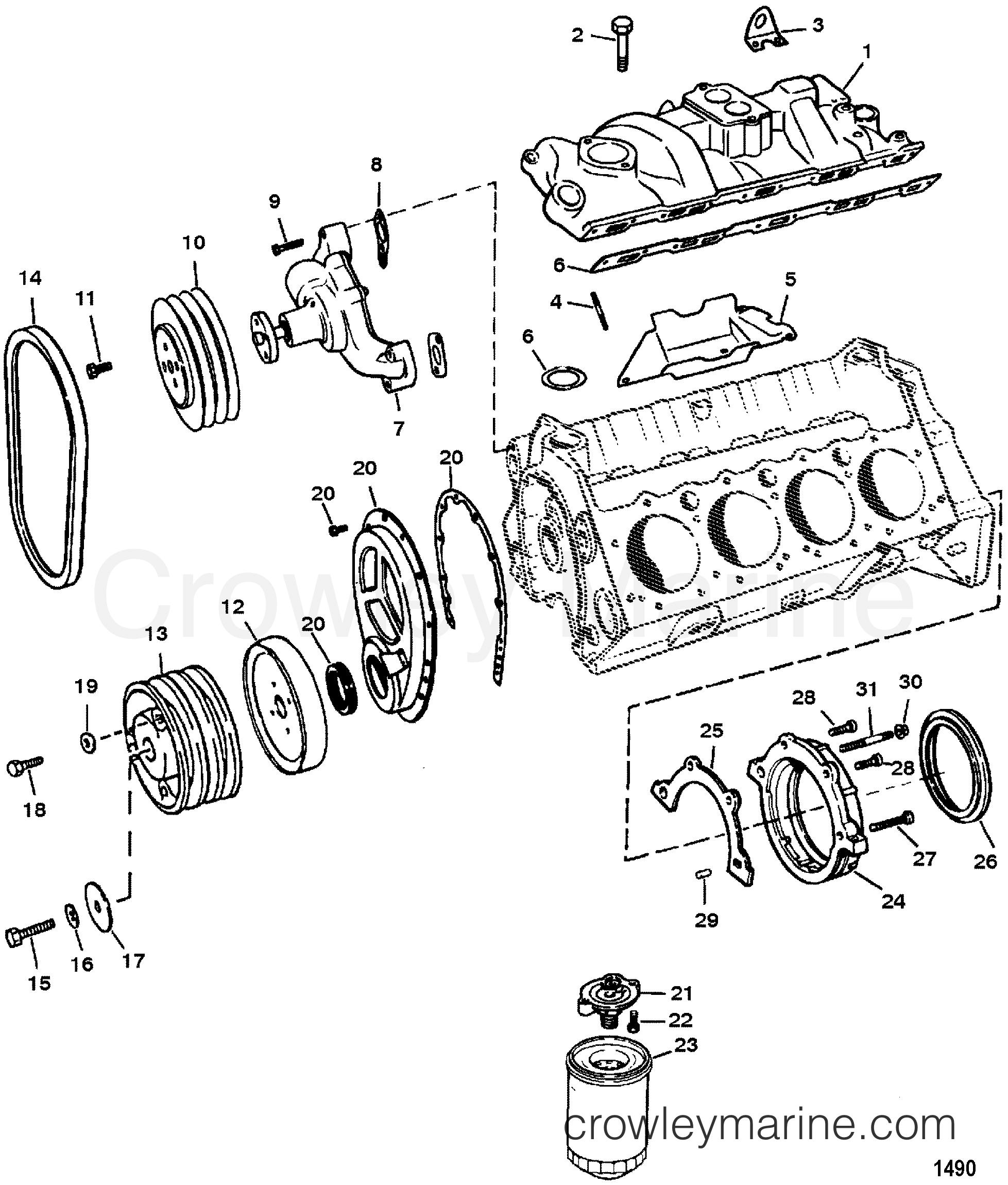 1996 chevy vortec 5 7l vacuum hose diagram chevrolet 5 3l chevy engine diagrams at
