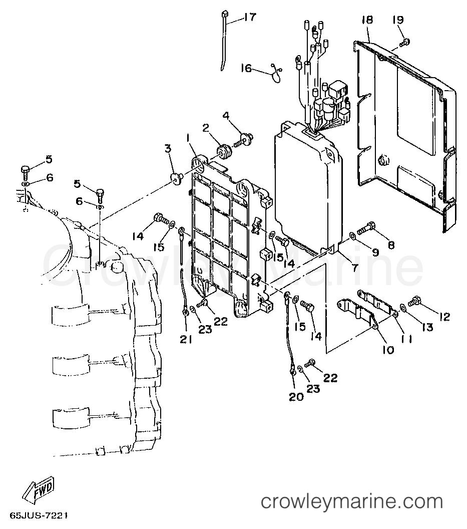 1998 yamaha wiring diagram wiring data