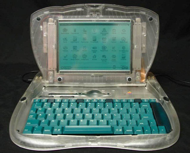 You Can Buy This Funky Looking Apple Prototype Emate 300