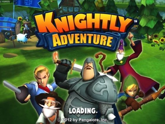 Build And Battle Cross Platform With  Knightly Adventure  iOS Game     Build And Battle Cross Platform With  Knightly Adventure  iOS Game