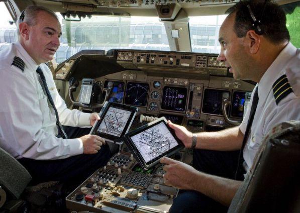 Ipad Grounds Dozens Of American Airlines Flights