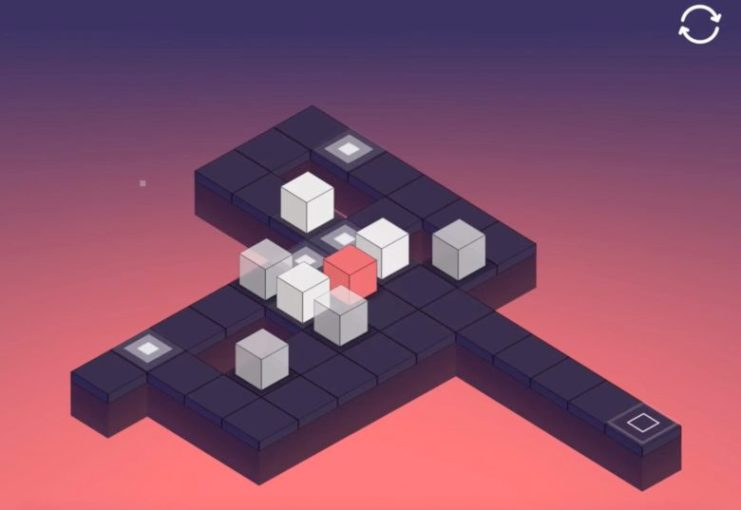 Cuzzle is an isometric puzzle game that gets your gray cells going     Cuzzle is an isometric puzzle game that gets your gray cells going