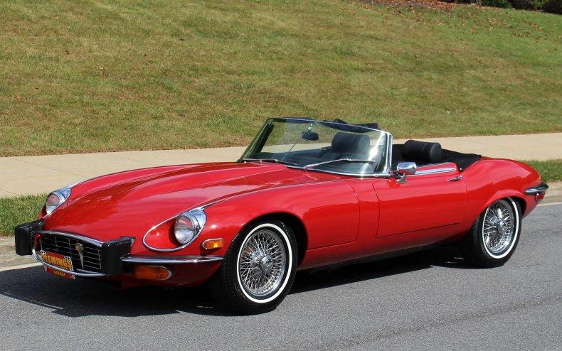1974 Jaguar E Type 1974 Jaguar E Type For Sale To Buy Or