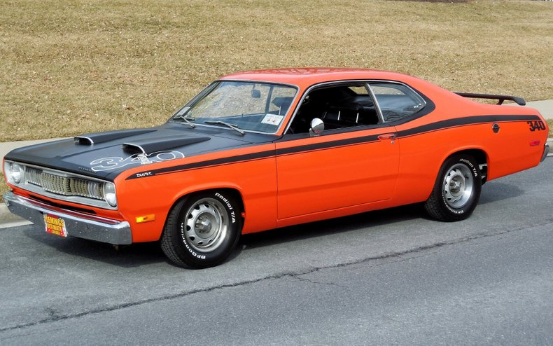 1972 Plymouth Duster 1972 Plymouth Duster For Sale To