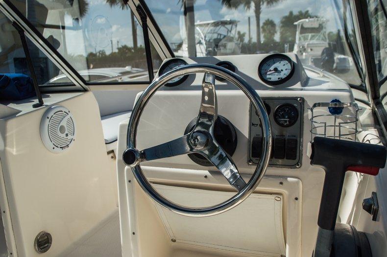 West 2020 Boat 2006 Dual Console Key