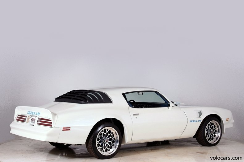 1977 Am Rims Trans Pontiac Stock