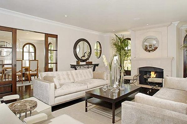 Kim Kardashian House Interior