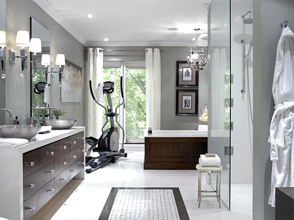 20 Elegant Bathroom Makeover Ideas View in gallery