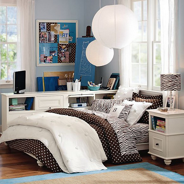 4 Ideas for a More Stylish College Dorm View in gallery College dorm room ideas
