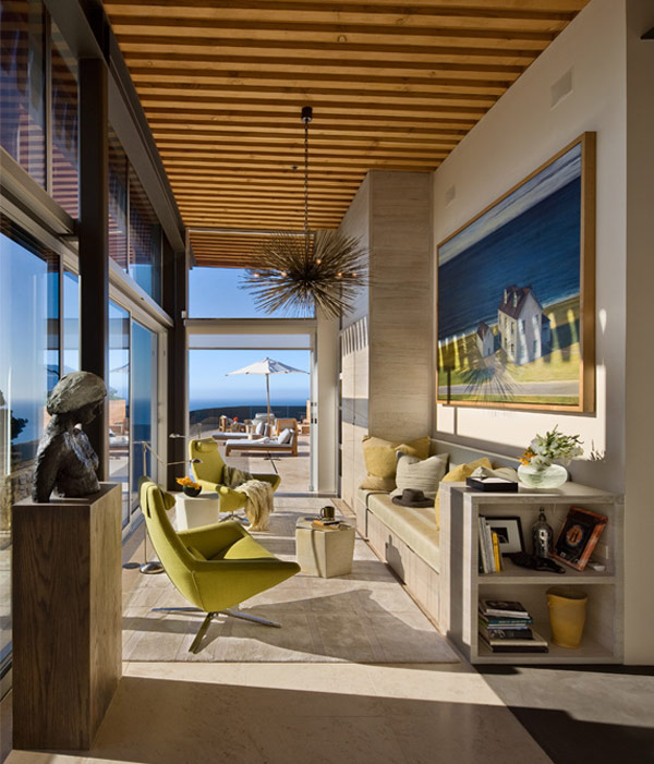 Pristine Interiors And Great Ocean Views For The