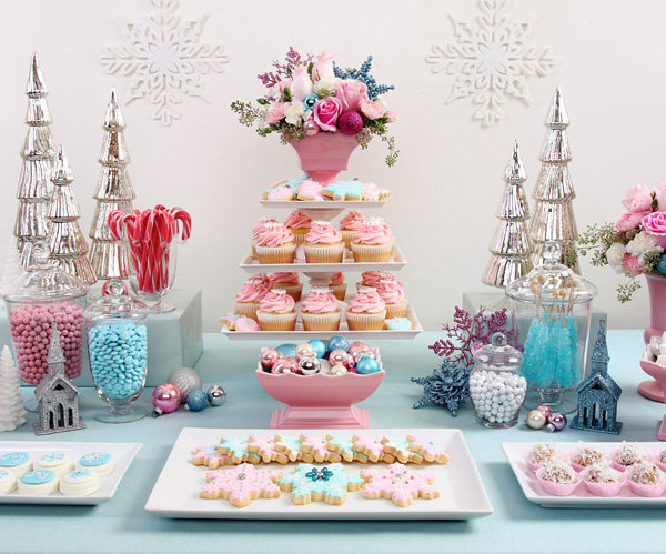 Christmas Candy Platters